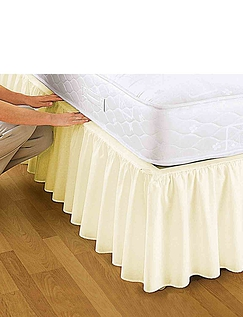 Frilled Easy Fit Valance