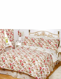 WILD ROSE BEDDING COLLECTION BY BELLEDORM- Pillowcases
