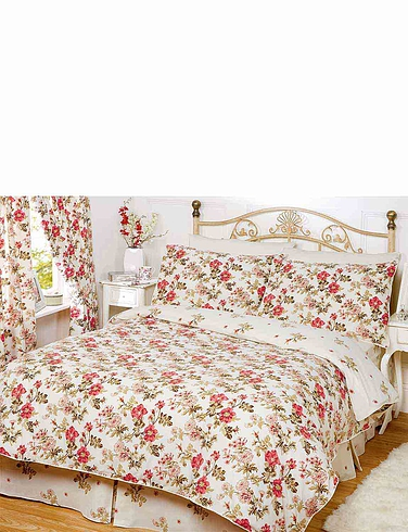 Wild Rose Fitted Valance/Sheet
