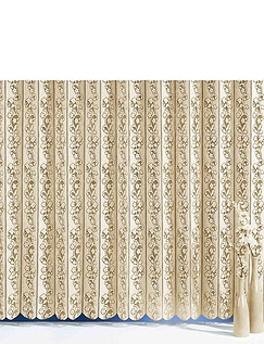 Daisy Trail Lace Folding Blind