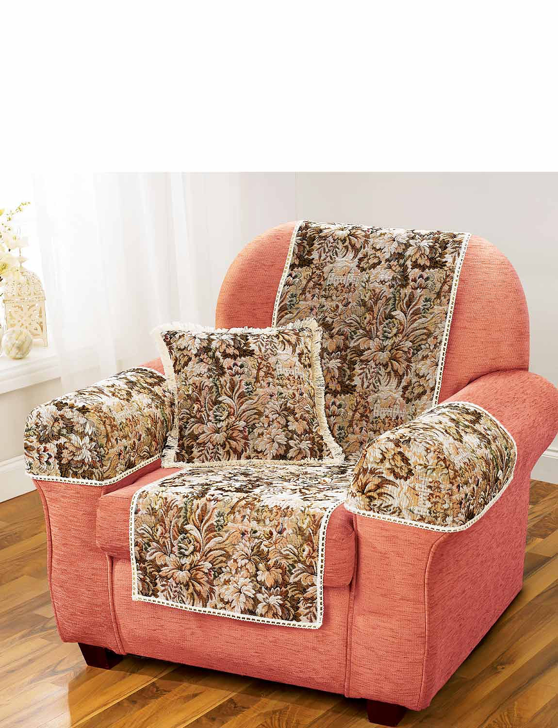 Castle Tapestry Furniture Covers - MULTI