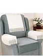Non-Slip Cotton/Lace Furniture Accessories