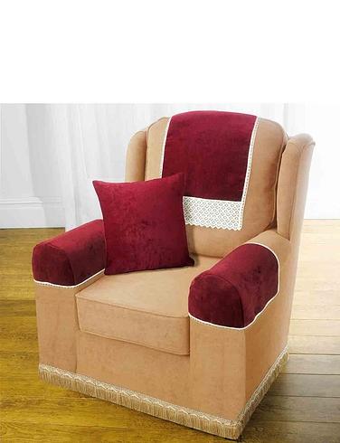 Chenille Furniture Accessories