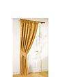 Lana Lined Jacquard Door Curtains
