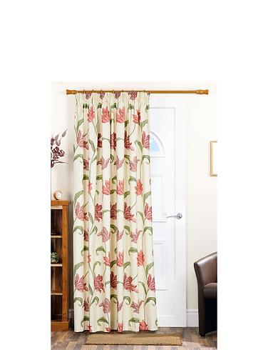 Kinsale Lined Door Curtain