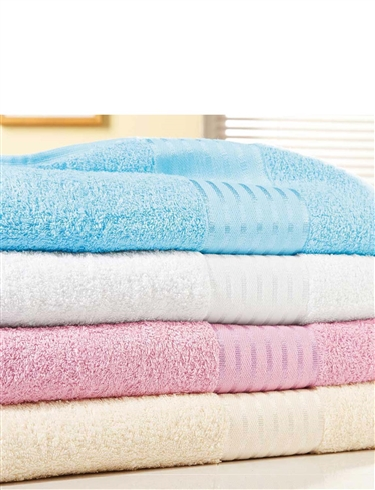 Seven Piece Egyptian Cotton Towel