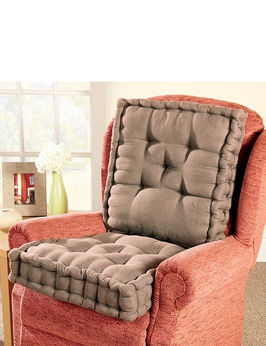 Luxury Double Booster Cushion