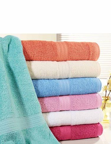 Christy Plain Towels