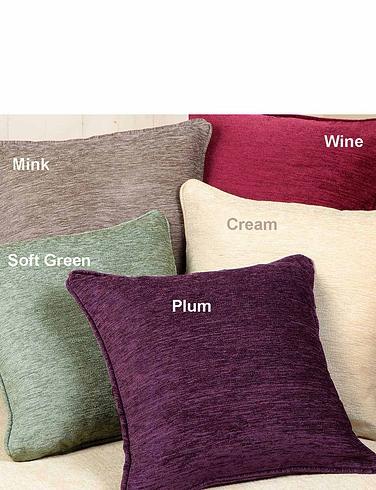 Luxury Heavyweight Chenille Cushion Covers