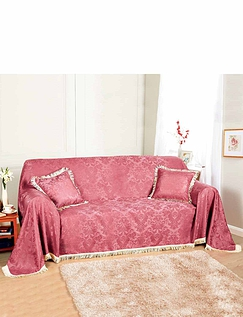 Damask 2-Seater Throw