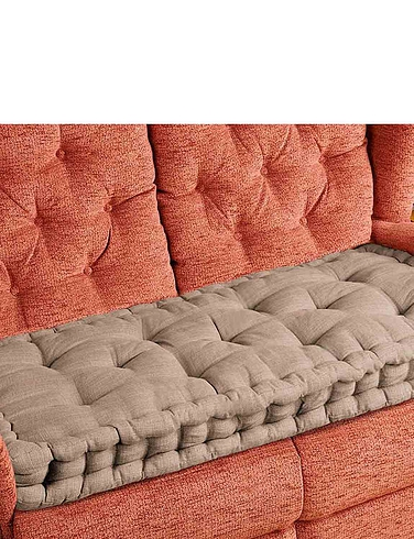 Booster Cushion For Two Seater Sofa