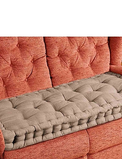 2 Seater Sofa Booster Cushion