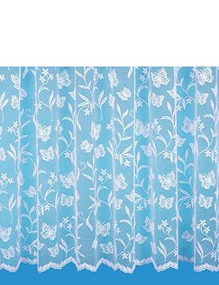 Made to Measure Lace by the Yard Butterfly Meadow 4 Yards