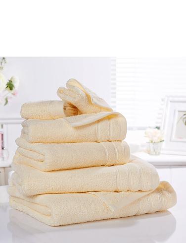 Six Piece Egyptian Cotton 500GSM Towel Bale