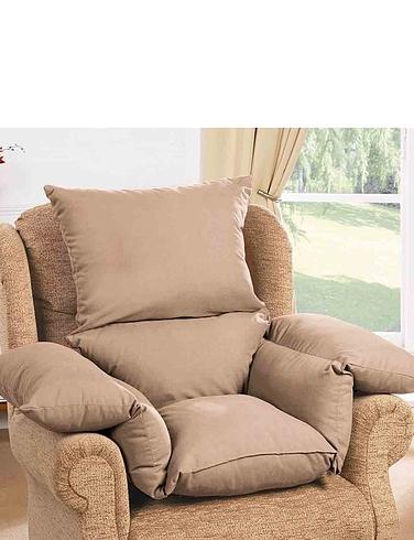Deeply Padded Comfort Cushion