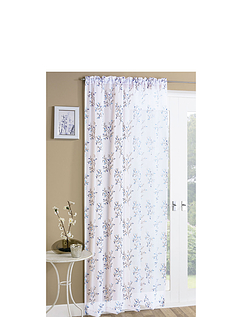 Colorado Embroided Voile Panel