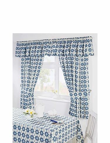 Katie Kitchen Curtains