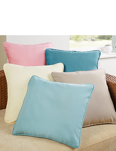 CANVAS BLACKOUT CURTAINS-Cushion Covers