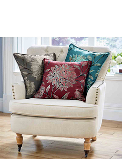 Elanie Heavyweight Jacquard Cushion Covers