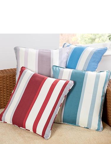 Hampton Stripe Cushion Covers