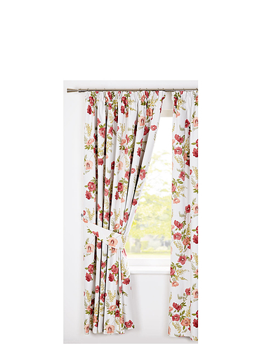 Lydia Thermal Lined Blackout Curtains