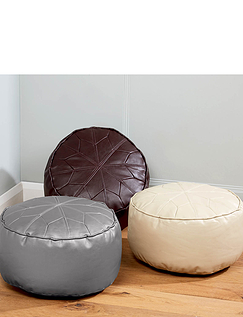 Moroccan Style Footstool
