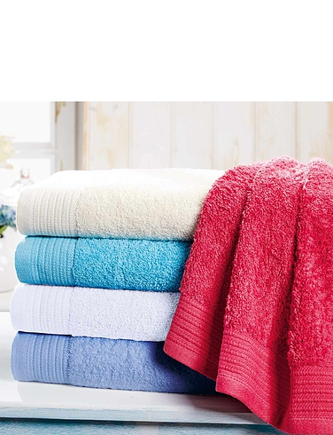 600gsm Egyptian Cotton Towels