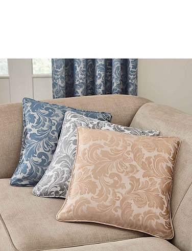 Buckingham Damask Cushion Covers