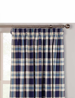 Chelsea Check Curtains