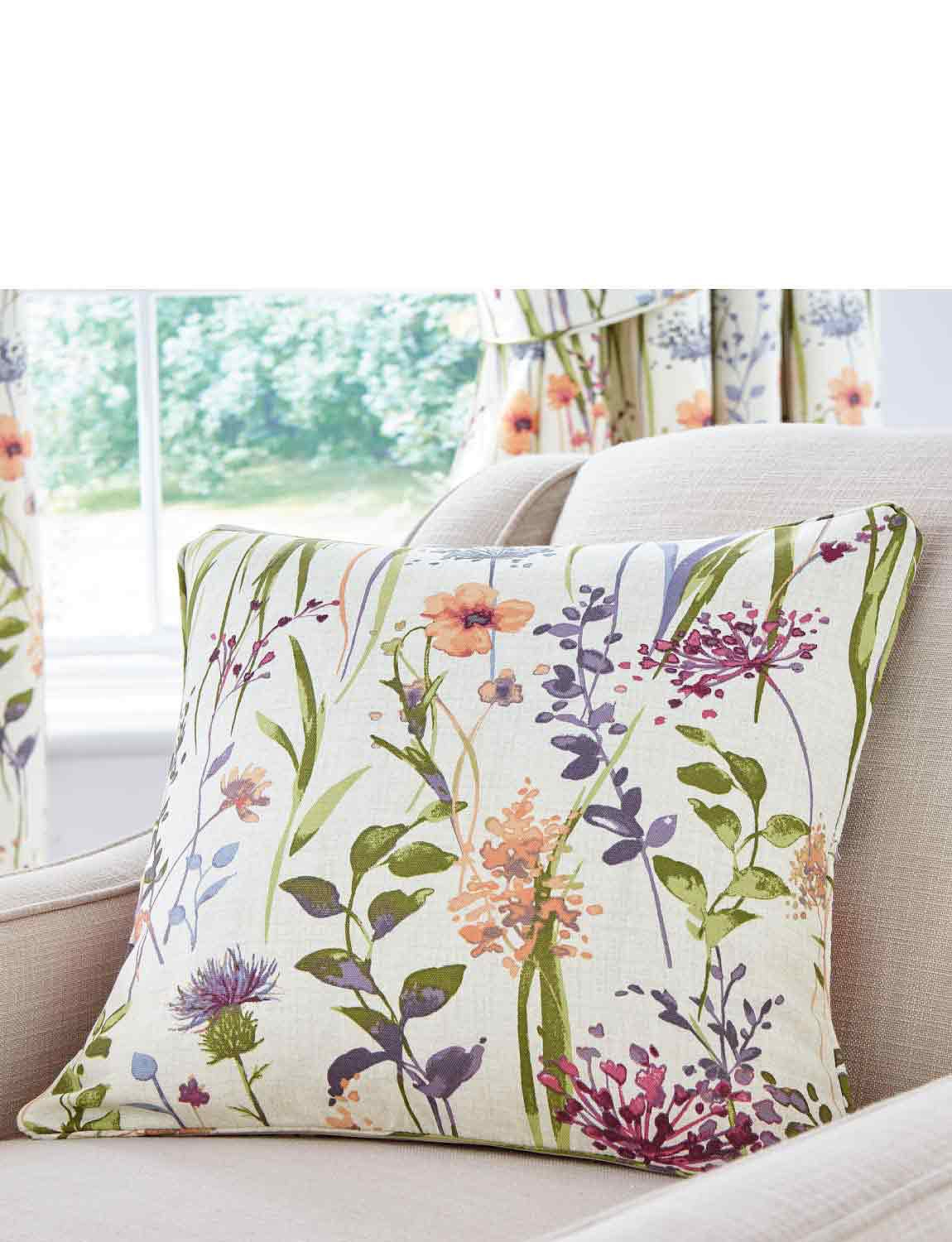 Hampshire Cushion Covers - MULTI