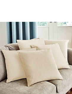 Libby Linen Look Cushion Covers