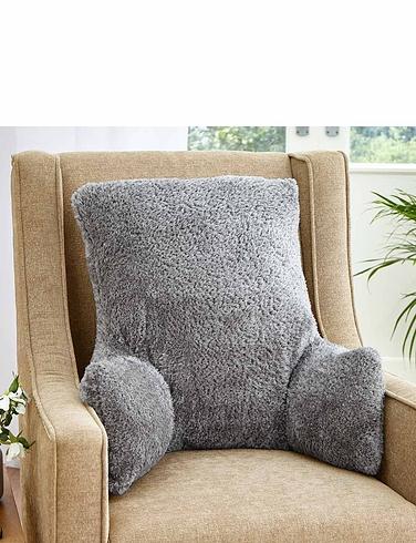 Teddy Fleece Support Cushion