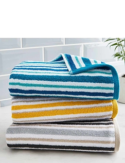 Carnival Stripe Towel