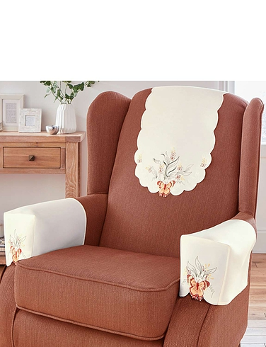 Butterfly Furniture Accessories Armcaps