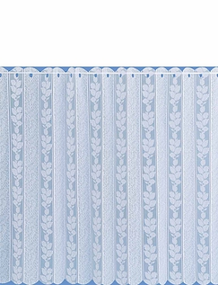 Maple Leaf Lace Folding Blind