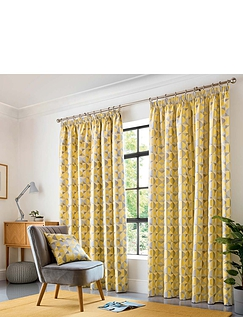 Skandi Lined Curtains
