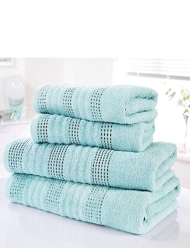 Spa Striped Towel