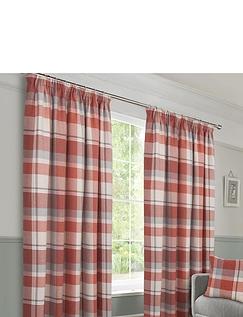 Braemar Taped Curtains