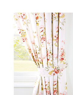CHERRY BLOSSOM BEDDING COLLECTION BY BELLEDORM Curtians