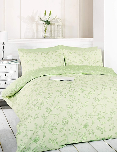 Song Birds Quilt Cover Set