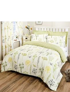 Floral Garden Quilt Set