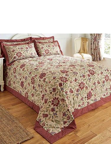 Galiana Collection Throw Over Bedspread