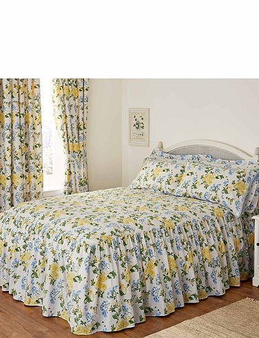 Arabella Collection by Belledorm Quilted Fitted Bedspread