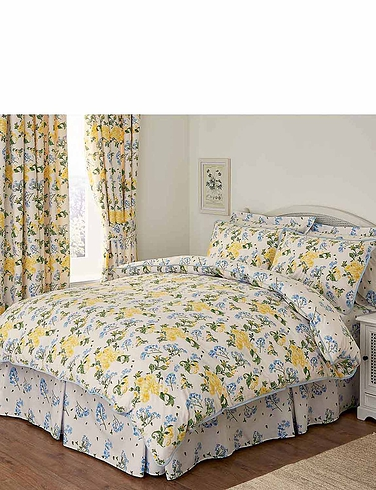 Arabella Collection by Belledorm Oxford Style Pillowcases