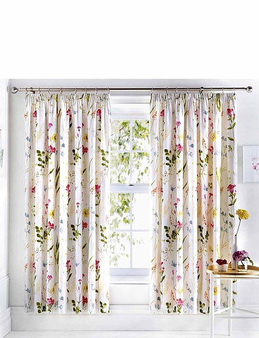 Spring Glade Curtains