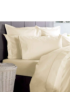 Ultralux 1000 Thread Count Flat Sheet By Belledorm
