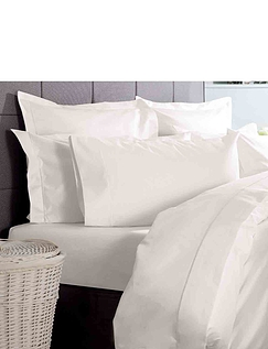 Ultralux 1000 Thread Count Fitted Sheet by Belledorm