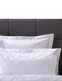Ultralux 1000 Thread Count Housewife Pillowcases by Belledorm