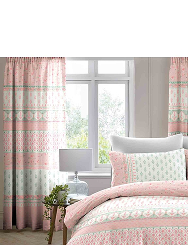 Elodi Fully Lined Curtains