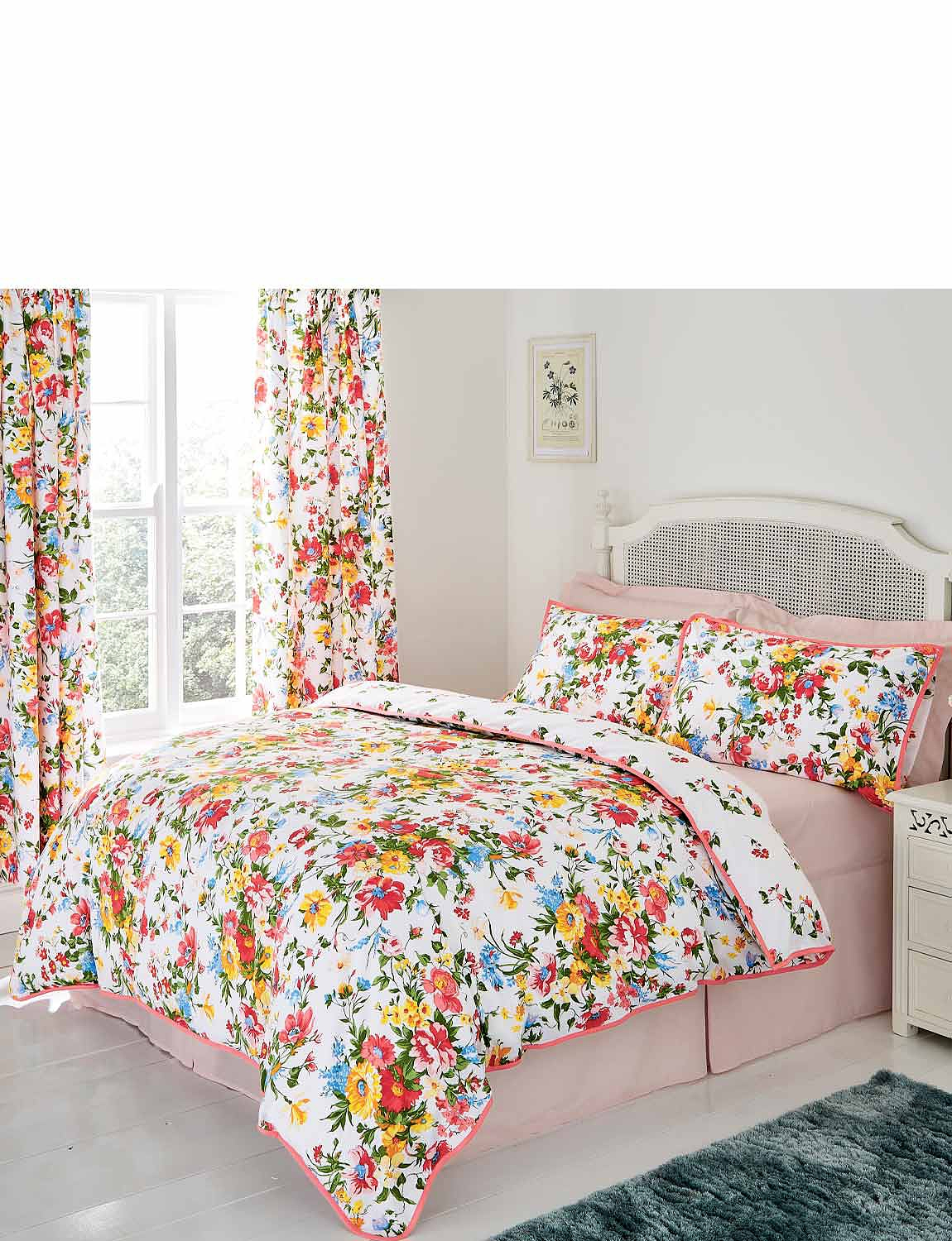 Mia Quilt Cover Set by Belledorm - MULTI